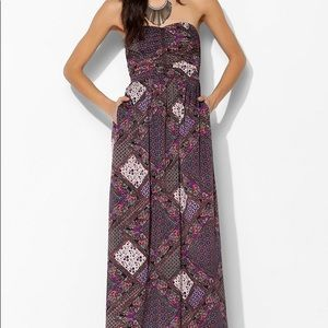 Urban Outfitters Band of Gypsies maxi dress
